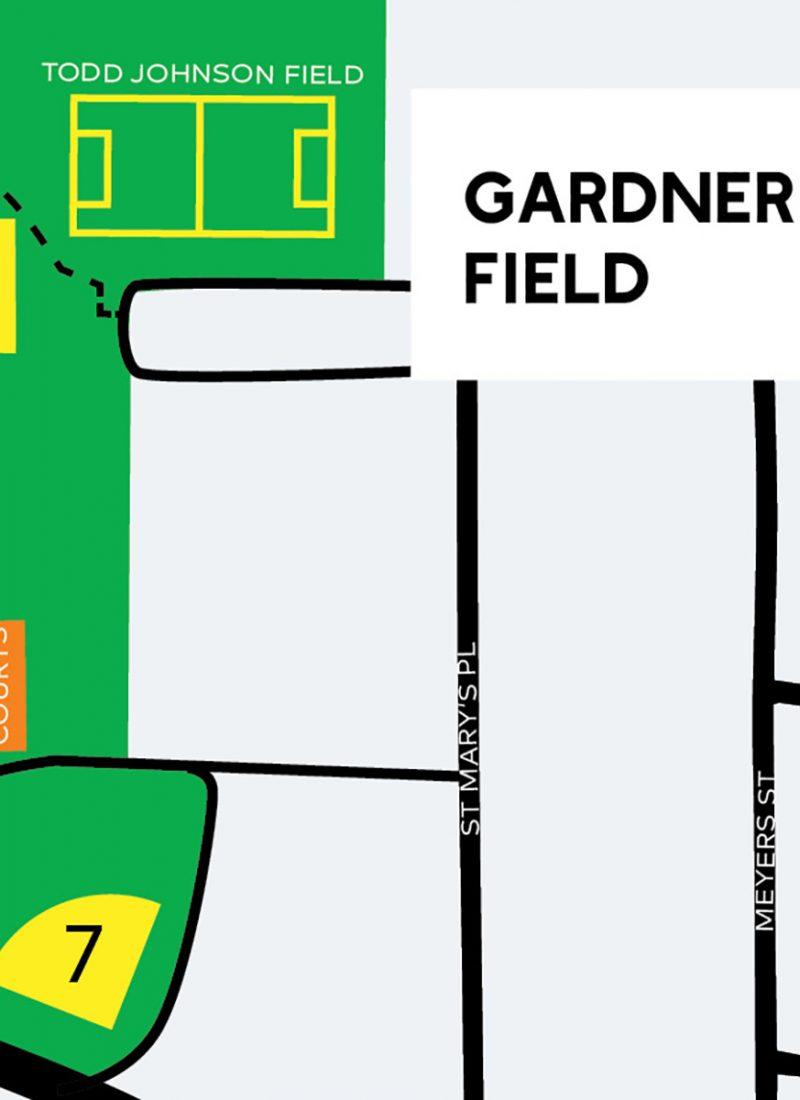Gardner Field Map