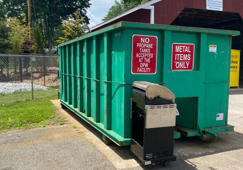 Recycling made easy at the Denville Recycling Center