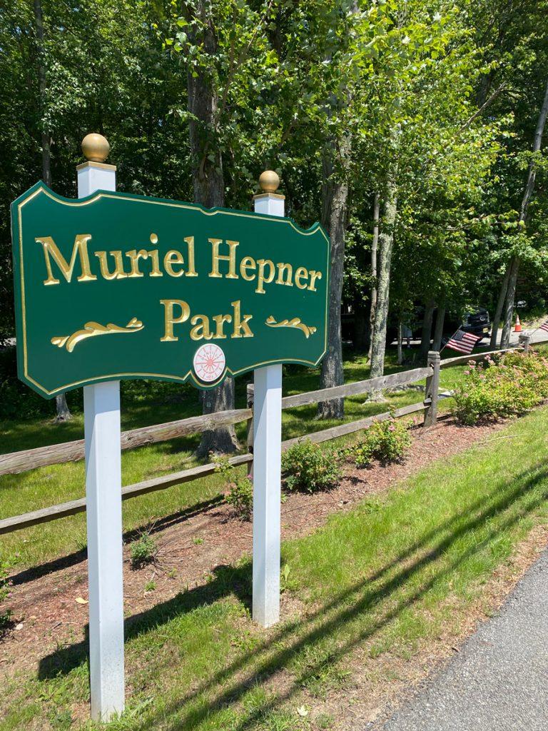 Muriel Hepner Park in Denville NJ - DenvilleGuide.com