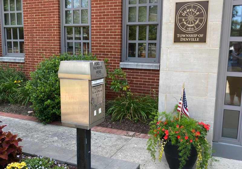 Ways to pay your Denville Township utilities