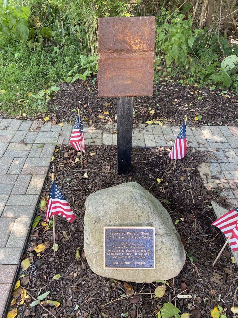 Denville 9/11 Memorial - denvilleguide.com