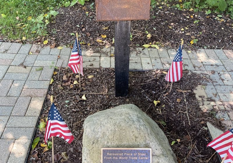 New 9/11 Memorial in Denville